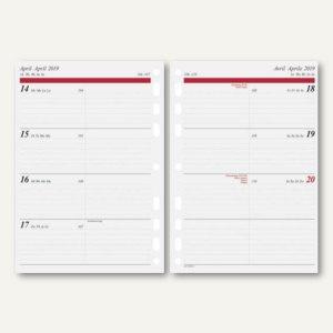 rido-idé Timing 1 - Kalendarium 1 Woche / 2 Seiten, DIN A5, 706591020