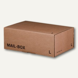 smartboxpro Versandkarton 400 x 260 x 145 mm, braun, 20 Stück, 212101320