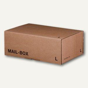 Versandkarton 400 x 260 x 145 mm, braun, 20 Stück