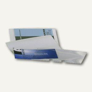Durable Ersatz-Visitenkartenhüllen für VISIFIX flip und desk, 40er Pack, 2418-19