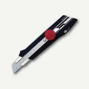 Ecobra Profi-Cutter, Breite: 18 mm, Metall/Kunststoff, schwarz, 770500