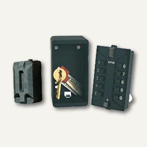 Schlüsselbox KS2/Schlüsseltresor, Tastenkombischloss & Wetterschutz, 115x62x58 m