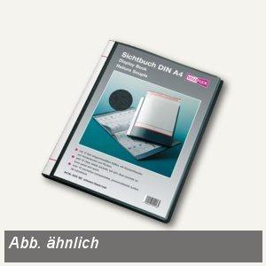 Veloflex Präsentations-Sichtbuch DIN A4, PP, 24 Hüllen, schwarz 12 St., 4424180