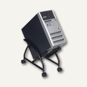 Dataflex CPU Cart Design Rollständer, schwarz, 22-30 x 35 x 29 cm, 32.203
