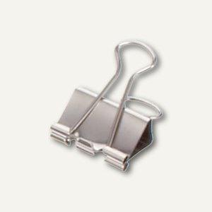 "Foldback-Klemmer "" mauly 214"", (B)16 mm, Klemmweite 5 mm, nickel, 20x 12 St."