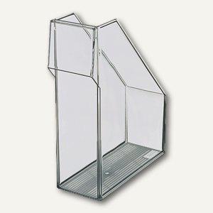 LEITZ Stehsammler für DIN A4 glasklar, 2475-00-02