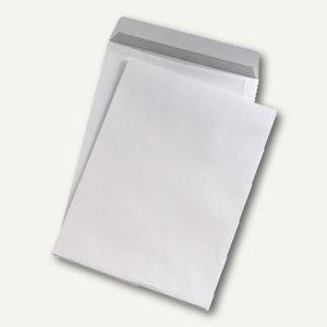 Versandtaschen C4 ohne Fenster, selbstklebend, 90g/qm weiß, 25 St., 4270611