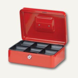 MAUL Geldkassette 3, 25 x 18 x 8 cm, rot, 5611325