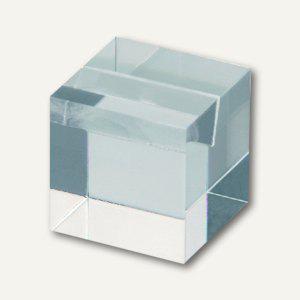 MAUL Acryl-Notiz- und Fotohalter, 3 x 3 x 3 cm, glasklar, 10 Stück, 1954505 - Vorschau