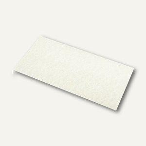 Rössler Briefumschläge mit Seidenfutter DL, 100g/m², vellum, 100 St., 164002101
