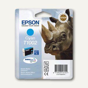 Epson Tintenpatrone T1002, cyan, 11.1 ml, C13T10024010 - Vorschau