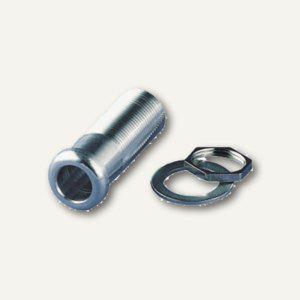 Luxo TE-Buchse für Lupen-/Tischleuchten, Zapfen 10/13 mm, Aluminium, 8990-014-0 - Vorschau