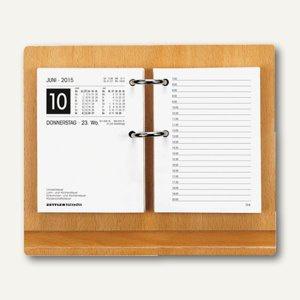 Zettler Kalenderständer für Kalender 336 - 18.5 x 15.5 cm, Holz, 331