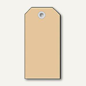 Herma Textil-Etiketten mit Pappöse, Anhängezettel, 48 x 95 mm, 1.000 St., 6045