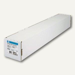 "HP Inkjet-Papier, 90 g/m², 610mm (24"") x 45.7m, hochweiß, C6035A"