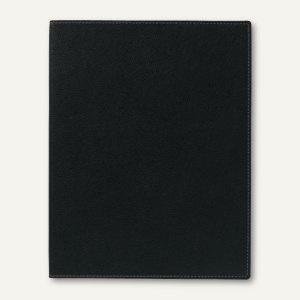 Pre Prestige Club Terminkalender Kunstleder - 21 x 27 cm, schwarz, 287059Q