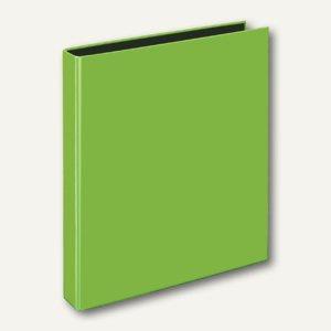 Ringbücher VELOCOLOR A4, Karton, 2 D-Ringe Ø 25 mm, hellgrün, 10 Stück, 1141341