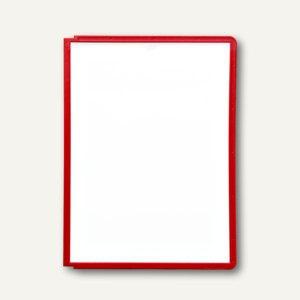 Durable Sherpa Sichttafel, DIN A4, rot, 5 Stück, 5606-03