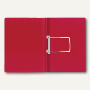 FolderSys Multi-Hefter A4, PP, rot, 30 Stück, 11004-80