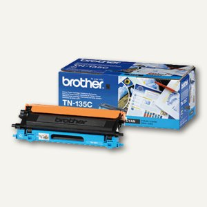 Brother Toner, cyan, 1.500 Seiten, TN130C