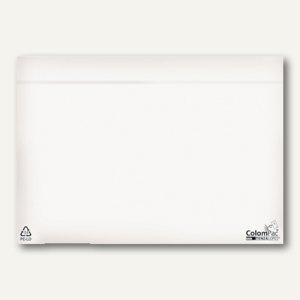 officio Dokumententasche C5 230 x 165 mm, neutral, selbstklebend, 250 St.