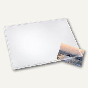 """Läufer Schreibunterlage """" Durella"""", klar, 50 x 70 cm, 43700"""