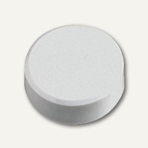 Hebel Kraftmagnet 34 FA, Ø 34, 2 kg Haftkraft, weiß, 20 St./Btl., 6178102