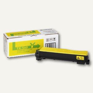 Kyocera Toner für Laserdrucker FS-C5300DN, gelb, TK560Y