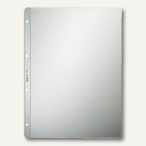 LEITZ Prospekthülle extrastark, DIN A4, 0.13 mm, PP, genarbt, 100St., 4700-00-03