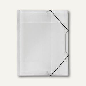 Veloflex Sammelmappe Crystal, DIN A4, PP-Folie, transparent, 24 St., 4442290
