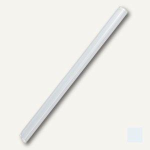 Durable Klemmschienen A5, 5mm, bis 50 Blatt, transparent, 100 Stück, 2911-19