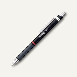 Rotring Kugelschreiber Tikky ReDesign, 1 mm Strichbreite, schwarz, S0770910