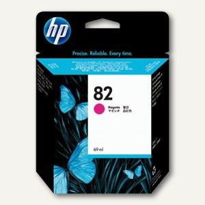 HP Tintenpatrone Nr.82, 69 ml, magenta, C4912A