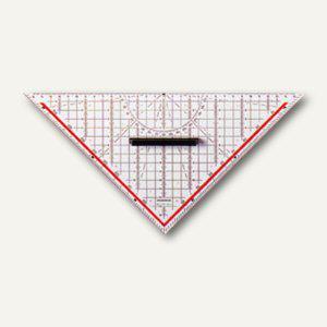 Rumold Geo-Dreieck mit abnehmbarem Griff, 250 mm, 1154 - Vorschau