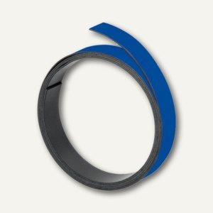 Franken Magnetband 10 mm, Länge 1 m, blau, M802 03