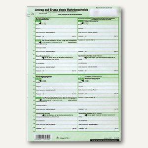 RNK Mahnbescheid EDV, für Laserdrucker, 10 Stück, 705 L/10