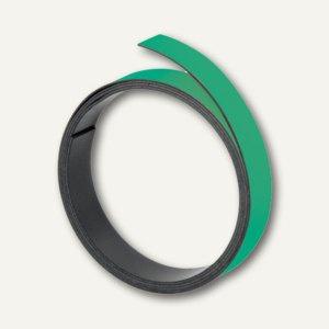 Franken Magnetband 10 mm, Länge 1 m, grün, M802 02