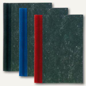 MAUL Klemmbinder DIN A4, Füllhöhe 2cm, schwarz/farbig sortiert, 6 Stück, 2404299