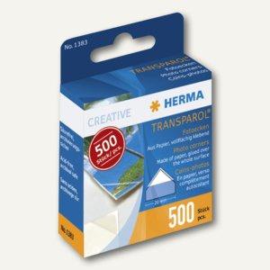 Herma Transparol Fotoecken, Spenderpackung, 5.000 Stück, 1383