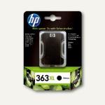 HP Tintenpatrone Nr. 363XL, 17 ml, schwarz, C8719EE