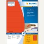 "Herma Etiketten "" SPECIAL"" - 105 x 37 mm, rot/matt, 1.600 Stück, 4257"