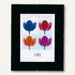 TPAC Bildhalter Clip frame, rahmenlos, 42 x 59 cm [A2], Non Glass, CF4259-NG