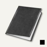 Veloflex Sichtbuch Exquisit A4, 10 Hüllen, PVC-Weichfolie, schwarz, 4402780