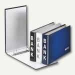 LEITZ Bankordner, für Kontoauszüge, 2-Ring-Mechanik, sortiert, 6 St., 1002-00-99