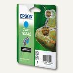 Epson Tintenpatrone T0342, cyan, C13T03424010