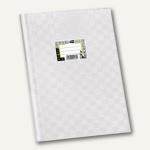 Veloflex Schulhefthülle, DIN A4, PP-Folie, weiß, 25 Stück, 1342190