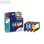 Tintenpatronen-Multipack 361400 ersetzt brother LC-1000BK/, 4-farbig, 361400