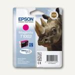Epson Tintenpatrone T1003, magenta, 11.1 ml, C13T10034010