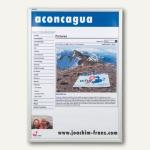 Franken Plakat-Wechselrahmen für Außenbereich DIN A4, Aluminium, BS1701