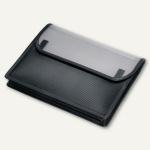 Veloflex Tagungsmappe VELOBAG® A4 quer, PP schwarz, 12 St., 1443480